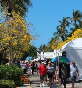 Downtown Naples of the Arts Festival