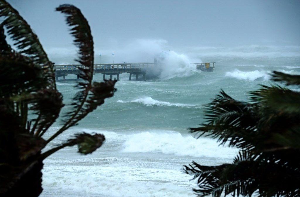 Hurricane season isn't quite over yet!