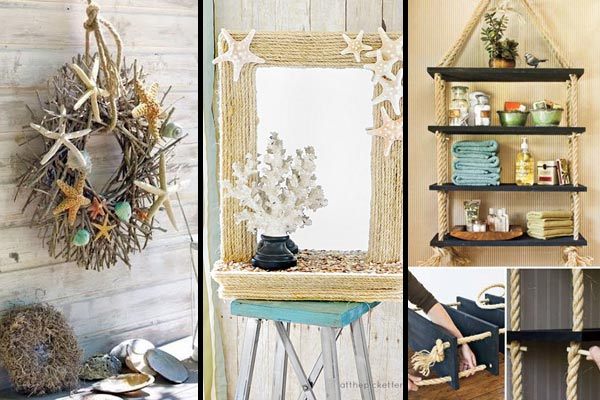 36 Breezy Beach Decor Ideas