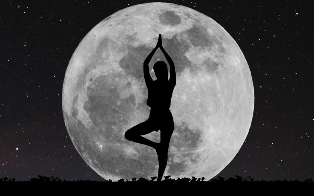 Full Moon Yoga at FLŌYŌ