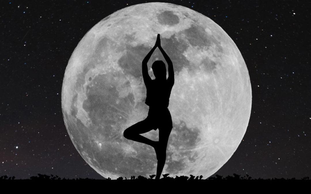 Full Moon Yoga at FLŌYŌ